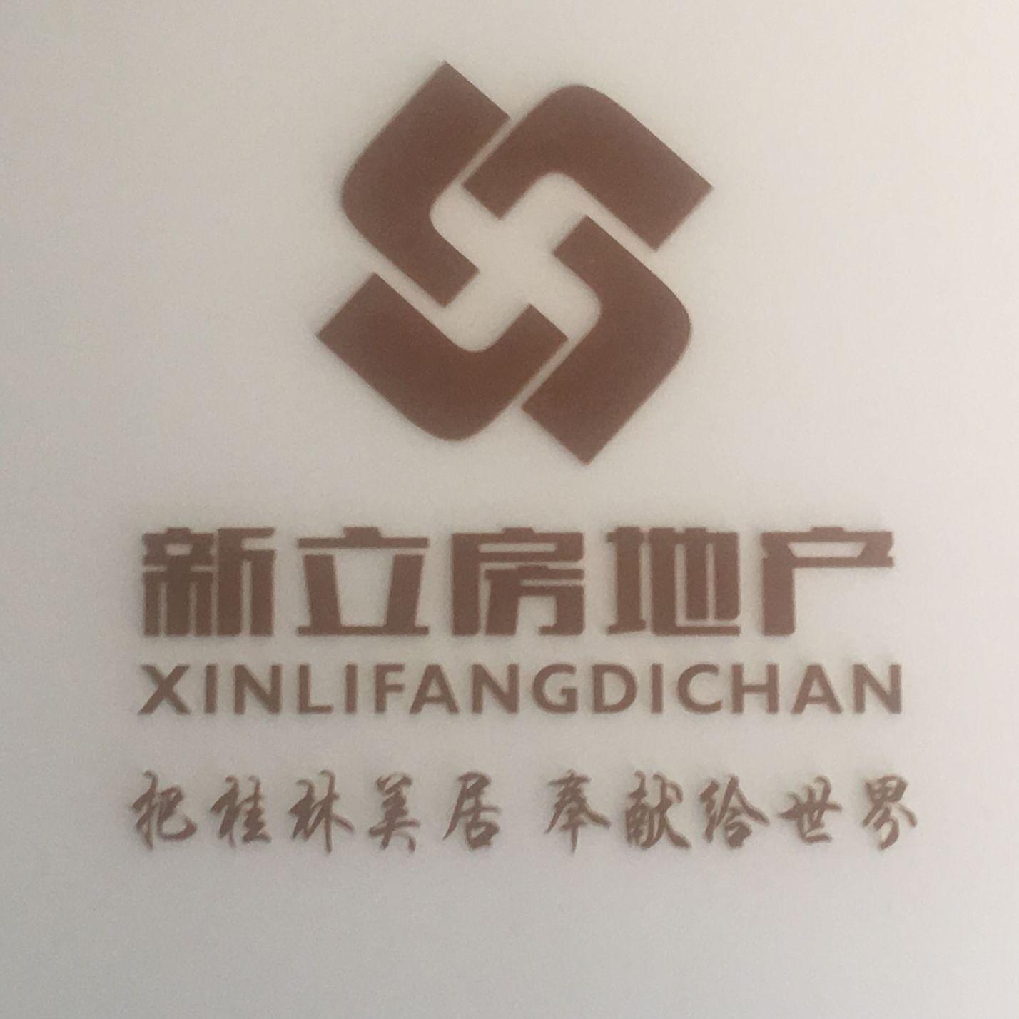 【新立房产】广西新立房地产有限公司招聘:公司标志 logo