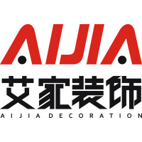 廣西艾家家居裝飾工程有限公司招聘:公司標志 logo
