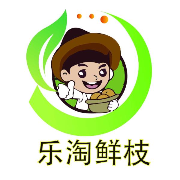 【乐淘鲜】柳州市城中区乐淘鲜枝农副产品经营部招聘:公司标志 logo