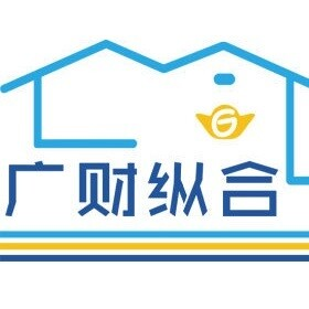 广西广财纵合科技服务有限责任公司招聘:公司标志 logo