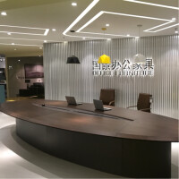 柳州市国景办公家具有限公司招聘:公司标志 logo